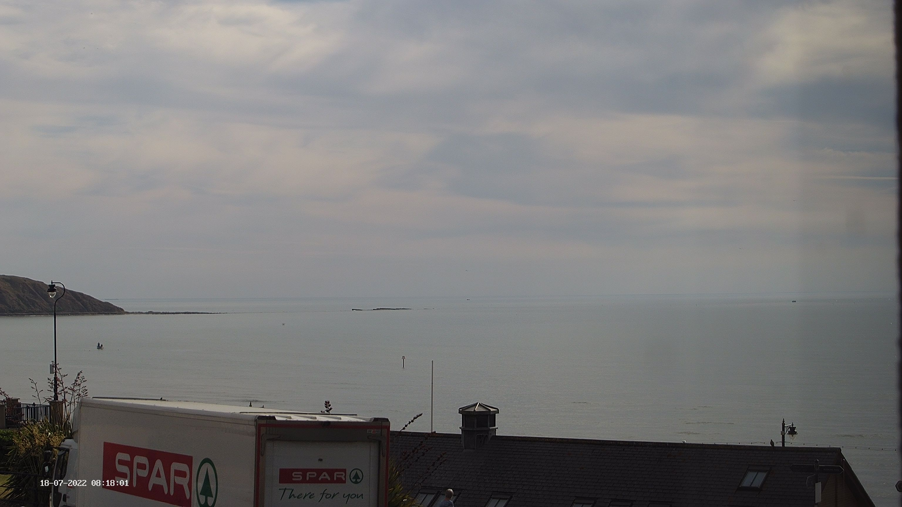 Latest webcam still for Filey